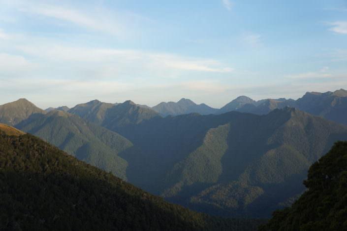 Mountains South Island Nz