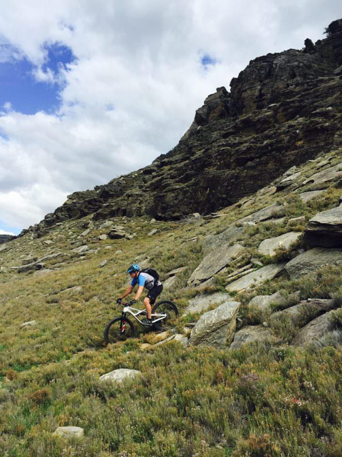 Mountain Biking New Zealand