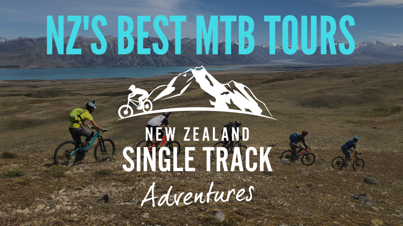 NZ's Best MTB Tours