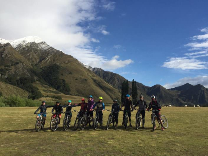 Queenstown Mountain Biking