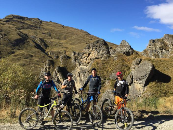 Queenstown Backcountry Mountain Biking