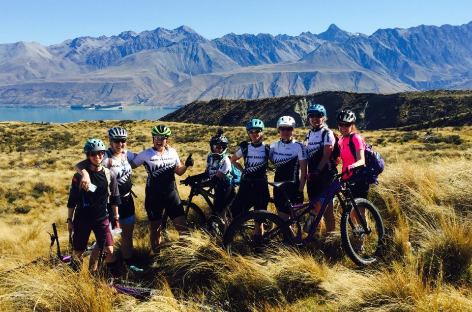 Mountain Biking Adventure on New Zealand's South Island. Is this Utopia? copy