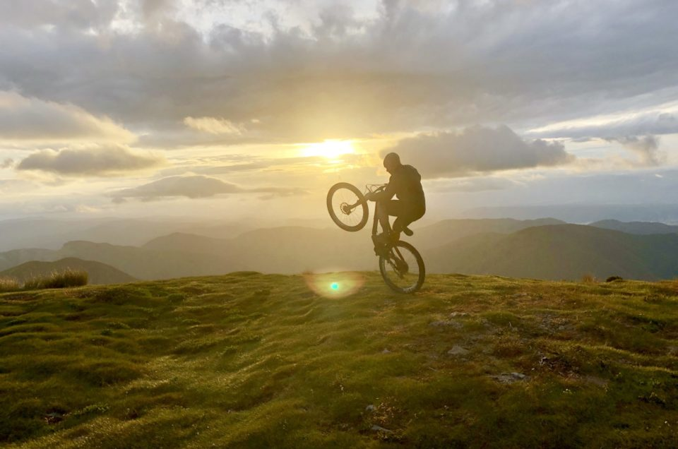 New Zealand Mountain Biking Tours, beyond Queenstown offers a universe of epic single track
