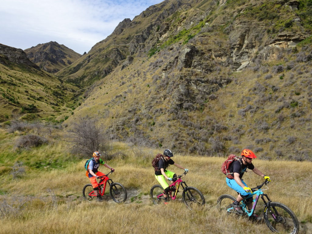 Mountain BIke Tours NZ